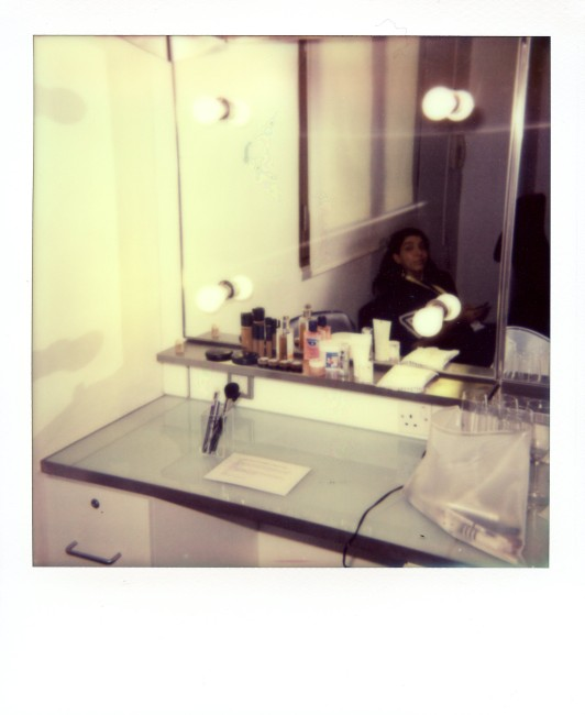 GettingReadyBaftaPolaroid