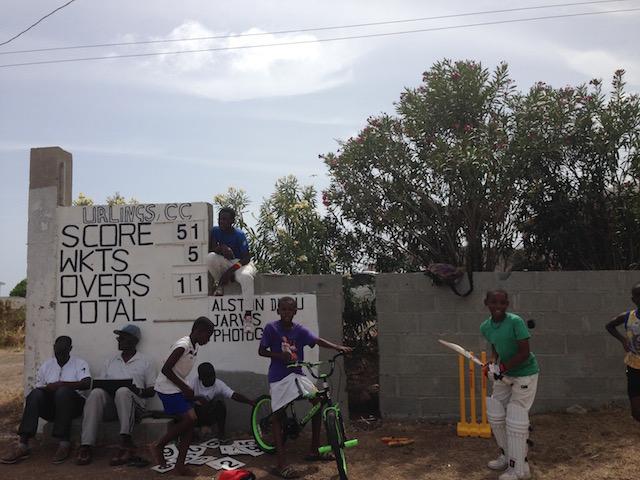 Urlings CC Scoreboard
