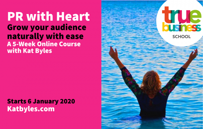 PR with Heart Online Course